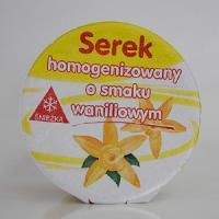Serek homogenizowany waniliowy 250g