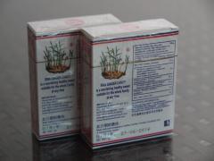 Cukierki imbirowe ginger rozgrzewa osobno pakowane