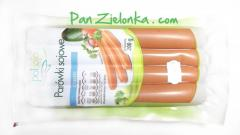PARÓWKI SOJOWE - CLASSIC - FAKE MEAT - POLSOJA