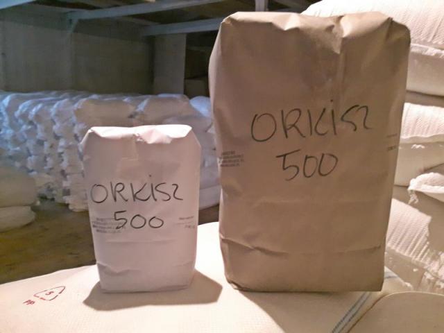Mąka orkiszowa jasna typ 500