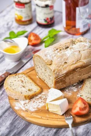 Chleb na zakwasie naturalnym